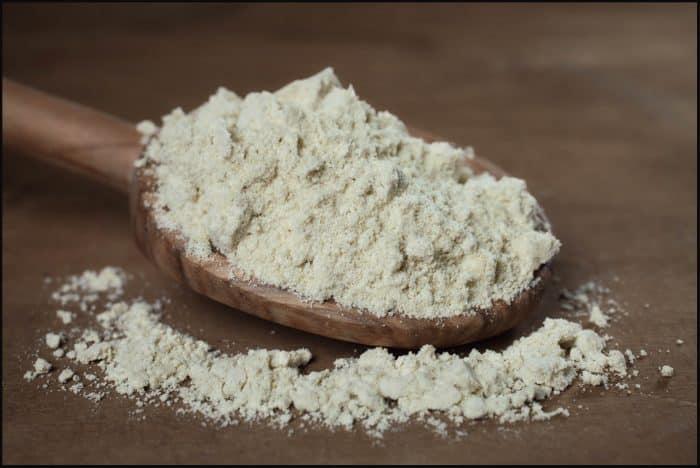 Aardappelmeel