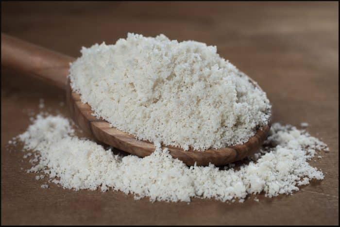 Peanut flour (white)